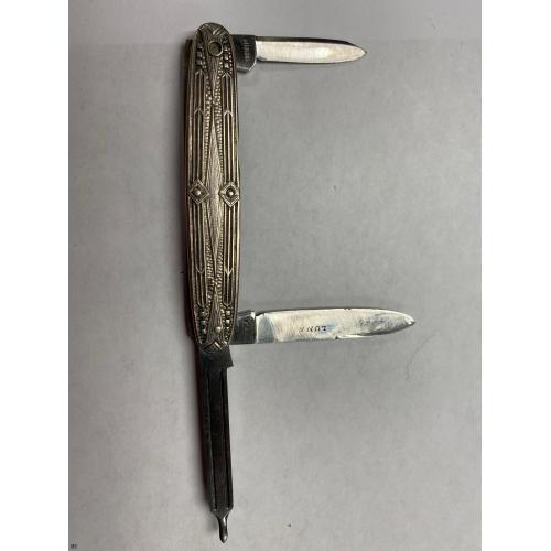 A. Feist & Co. Gentleman's Manicure Knife